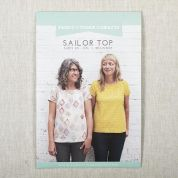 Fancy Tiger Crafts Ladies Easy Sewing Pattern Sailor Top