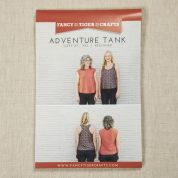 Fancy Tiger Crafts Ladies Easy Sewing Pattern Adventure Tank Tops