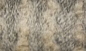 Fantasy Faux Fur Fabric  Beige