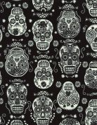 Timeless Treasures Glow in the Dark Cotton Fabric