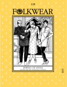 Folkwear Patterns Ladies & Mens Sewing Pattern Jewels of India