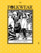 Folkwear Patterns Ladies Sewing Pattern Old Mexico Dress