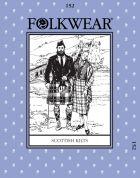 Folkwear Patterns Ladies & Mens Sewing Pattern Scottish Kilts