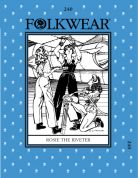 Folkwear Patterns Ladies Sewing Pattern Rosie the Riveter