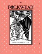 Folkwear Patterns Ladies Sewing Pattern Poiret Cocoon Coat