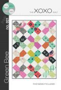 Green Bee XOXO Quilt Pattern