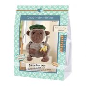 Go Handmade Toy Crochet Kit Jimmi the Monkey
