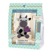 Go Handmade Toy Crochet Kit Dorte the Cow