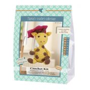 Go Handmade Toy Crochet Kit Gunilla the Giraffe