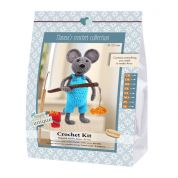 Go Handmade Toy Crochet Kit Arno the Fisherman
