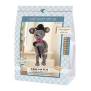 Go Handmade Toy Crochet Kit Elliot the Gentleman