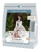 Go Handmade Fabric Doll Sewing Kit Rosaly
