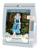 Go Handmade Fabric Doll Sewing Kit Maria
