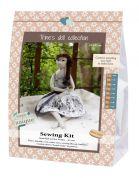 Go Handmade Felt Doll Sewing Kit Sonia