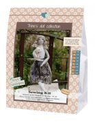 Go Handmade Felt Doll Sewing Kit Charlene