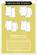 Grainline Studio Sewing Pattern Uniform Tunic