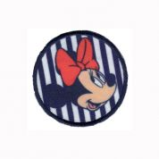 Minnie Mouse Patch Motif  Multicoloured