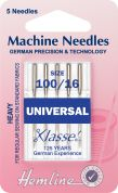 Hemline Universal Sewing Machine Needles