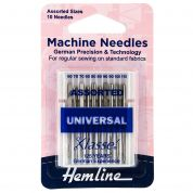 Hemline Sewing Machine Needles