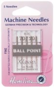 Hemline Ball Point Universal Sewing Machine Needles