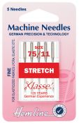 Hemline Stretch Universal Sewing Machine Needles
