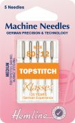 Hemline Top Stitch Universal Sewing Machine Needles