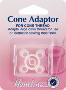 Hemline Cone Adaptor for Sewing Machines