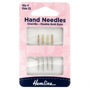 Hemline Double Tip Chenille Needles