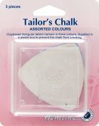 Hemline Sewing Tailor's Chalk Triangle
