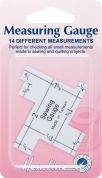 Hemline Quilting & Sewing Measuring Gauge