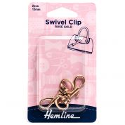 Hemline Swivel Clips