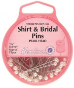 Hemline Shirt & Bridal Pins