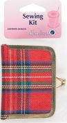 Hemline Mending & Repair Travel Purse Sewing Kit
