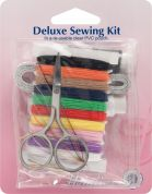 Hemline Deluxe Sewing Kit with PVC Pouch