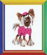 Happy Bee Cross Stitch Kits for Beginners Crested Fashionista