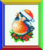 RIOLIS Counted Cross Stitch Kit Bullfinch