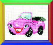 Riolis Counted Cross Stitch Kit Cabriolet
