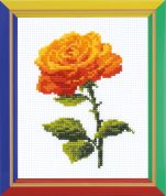 Happy Bee Cross Stitch Kits for Beginners Annabel