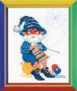 Happy Bee Cross Stitch Kits for Beginners Stitch after stitch