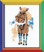 RIOLIS Counted Cross Stitch Kit Cutie Fru Fru