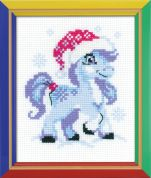 RIOLIS Counted Cross Stitch Kit Gentle Snow