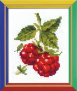 RIOLIS Counted Cross Stitch Kit Sweet Berry
