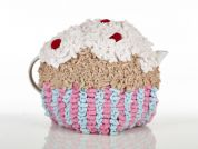 Proggy No Sew Fleece Craft Kit Cupcake Teacosy Kit