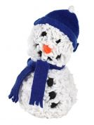 Proggy No Sew Fleece Craft Kit Christmas Snowman