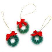 Sisal Christmas Wreaths