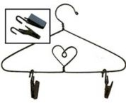 Wire Hanger Clips