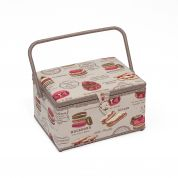 Hobby & Gift Patisserie Large Craft Storage Box  Beige