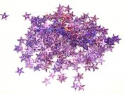 Papercellar Holographic Star Sequins  Pink