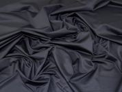 Lady McElroy Sheened Jersey Knit Fabric  Black