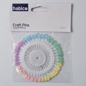 Flower Head Pin Wheel  Assorted Colours